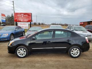 Used 2012 Nissan Sentra SL for sale in London, ON