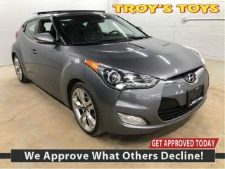 Used 2015 Hyundai Veloster w/Tech for sale in Guelph, ON