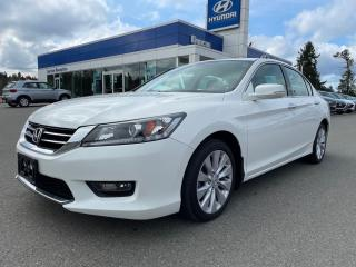 Used 2014 Honda Accord EX-L for sale in Duncan, BC