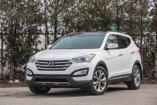 Used 2016 Hyundai Santa Fe Sport SE Adventure Edition for sale in Etobicoke, ON