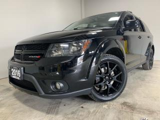 Used 2016 Dodge Journey SXT for sale in Owen Sound, ON