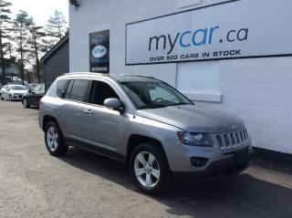 Used 2016 Jeep Compass Sport/North HEATED SEATS, ALLOYS, BACKUP CAM, POWERGROUP!! for sale in Richmond, ON