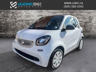 Used 2016 Smart fortwo Pure AS IS for sale in King, ON