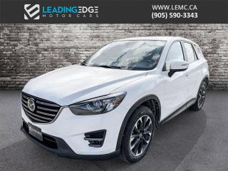 Used 2016 Mazda CX-5 GT AWD, Navigation, Leather, Sunroof, Bose for sale in King, ON
