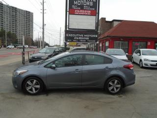 Used 2018 Kia Forte ALLOYS / REAR CAM / HEATED SEATS / A/C/ LIKE NEW / for sale in Scarborough, ON