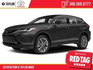 New 2021 Toyota Venza XLE for sale in Regina, SK