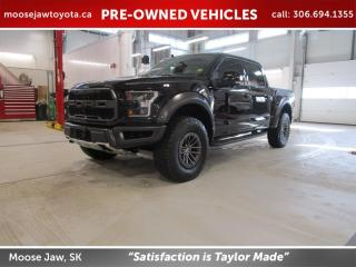 Used 2019 Ford F-150 Raptor AMAZING UNIT****COME DRIVE IT TODAY*** for sale in Moose Jaw, SK