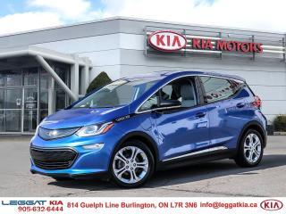 Used 2019 Chevrolet Bolt EV LT   JUST LANDED/UP TO 380KMS RANGE/ for sale in Burlington, ON