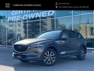 Used 2017 Mazda CX-5 GT AWD at TECH PKG! for sale in York, ON