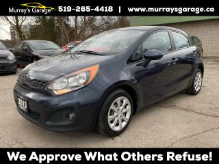 Used 2013 Kia Rio LX for sale in Guelph, ON
