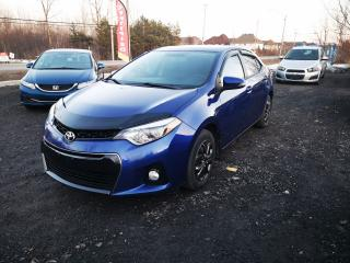 Used 2015 Toyota Corolla S for sale in Ottawa, ON