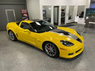 Used 2009 Chevrolet Corvette Z06 3LZ GT1 Championship Edition for sale in Calgary, AB