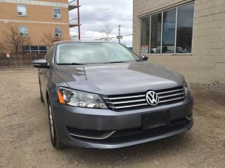 Used 2012 Volkswagen Passat Trendline for sale in Waterloo, ON