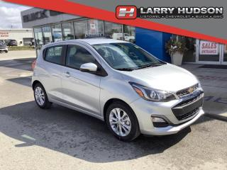 New 2021 Chevrolet Spark 1LT Manual for sale in Listowel, ON