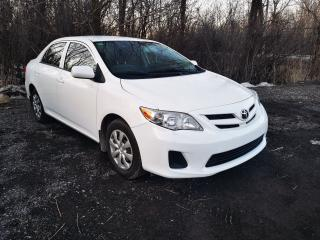 Used 2012 Toyota Corolla for sale in Ottawa, ON