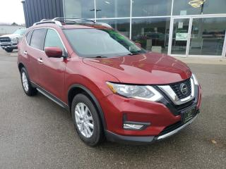 Used 2018 Nissan Rogue SV NAV, Remote Start, Heated Seats, Pano Sunroof! for sale in Ingersoll, ON
