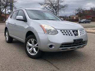 Used 2008 Nissan Rogue AWD 4dr SL for sale in Waterloo, ON