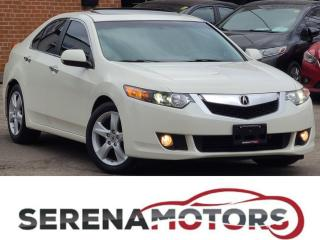 Used 2010 Acura TSX REAR |  6 SPEED MANUAL | ONE OWNER | NO ACCIDENTS for sale in Mississauga, ON