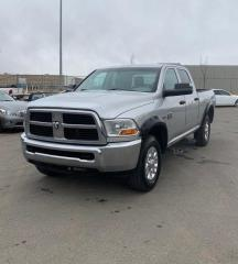 Used 2012 RAM 2500 2500 ST 4x4 | 6 Passenger | $0 DOWN - EVERYONE APP for sale in Calgary, AB