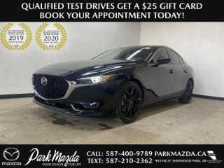 Used 2019 Mazda MAZDA3 GT for sale in Sherwood Park, AB