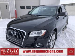 Used 2017 Audi Q5 Progressiv 4D Utility AWD 2.0L for sale in Calgary, AB
