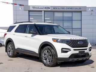New 2021 Ford Explorer XLT 0.99% APR | 202A | ROOF | SPORT PKG| for sale in Winnipeg, MB