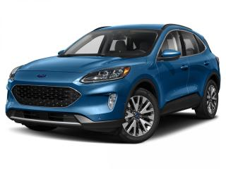 New 2021 Ford Escape Titanium Hybrid 0% APR | NAV | ROOF | ELITE PKG for sale in Winnipeg, MB