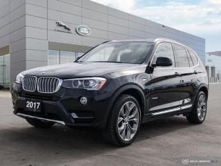 Used 2017 BMW X3 xDrive28i You Want This for sale in Winnipeg, MB