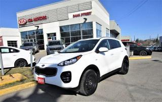 Used 2018 Kia Sportage LX for sale in Gloucester, ON