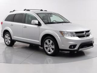 Used 2014 Dodge Journey R/T | Accident Free | AWD | 7 Passenger | DVD Entertainment | for sale in Winnipeg, MB