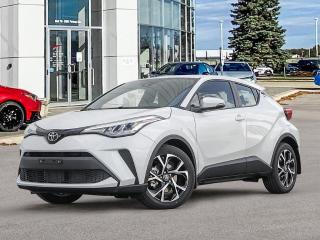 New 2021 Toyota C-HR XLE Premium PREMIUM PAINT for sale in Winnipeg, MB