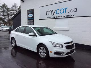 Used 2016 Chevrolet Cruze Limited 1LT POWERGROUP, A/C, BLUETOOTH!! for sale in Richmond, ON