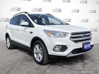 Used 2018 Ford Escape SEL AWD Leather/Navi/Roof/Power Liftgate for sale in St Thomas, ON