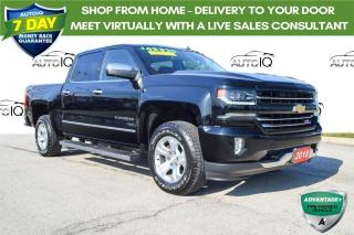 Used 2018 Chevrolet Silverado 1500 2LZ LOW LOW KMS for sale in Grimsby, ON