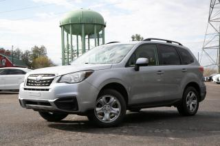 Used 2018 Subaru Forester 2.5i for sale in Stittsville, ON