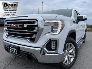 New 2021 GMC Sierra 1500 5.3L V8 SLT CREW CAB SHORT BOX DRIVER ALERT PACKAGE II for sale in Carleton Place, ON