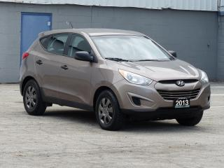 Used 2013 Hyundai Tucson NO-ACCIDENTS,ONE-OWNER,HEATED SEATS,CERTIFIED, for sale in Mississauga, ON
