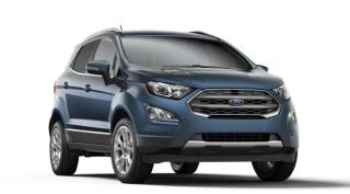 New 2021 Ford EcoSport Titanium for sale in North Bay, ON