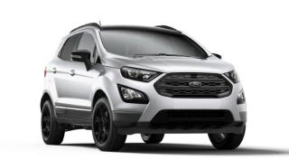 New 2021 Ford EcoSport SES for sale in North Bay, ON