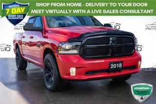 Used 2018 RAM 1500 Sport NIGHT EDITION SPORT for sale in Innisfil, ON