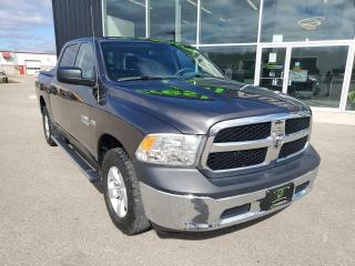 Used 2016 RAM 1500 ST Tonneau Cover, Running Boards, Spray In Bed Liner! for sale in Ingersoll, ON