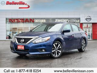 Used 2016 Nissan Altima 2.5 SR 1 OWNER LOCAL TRADE, HEATED SEATS for sale in Belleville, ON