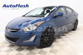 Used 2015 Hyundai Elantra SPORT *TOIT/ROOF *BLUETOOTHV *CRUISE *A/C for sale in Saint-Hubert, QC