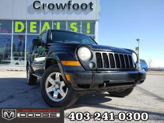 Used 2007 Jeep Liberty Sport 4X4 for sale in Calgary, AB