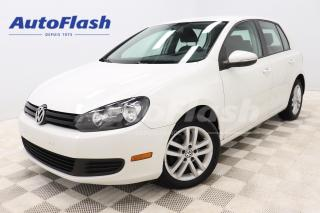 Used 2013 Volkswagen Golf 2.5L COMFORTLINE *MAGS *A/C for sale in Saint-Hubert, QC