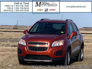 Used 2015 Chevrolet Trax 2LT  AWD,REAR VIEW CAM,SUNROOF,REAR PARK ASSIST for sale in Kipling, SK