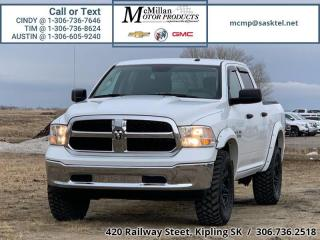 Used 2017 RAM 1500 ST  5.7L V8,4X4,LOTS OF ACCESSORIES,WILL SELL FAST for sale in Kipling, SK