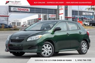 Used 2011 Toyota Matrix for sale in Toronto, ON