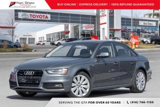 Used 2015 Audi A4 quattro for sale in Toronto, ON