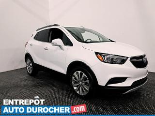 Used 2019 Buick Encore Preferred - AUTOMATIQUE - CLIMATISEUR for sale in Laval, QC